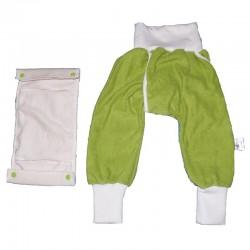 Kabea® Nabuspa Extra: Splitpants mit einknöpfbarem Backuphalter