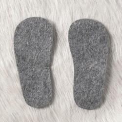 Einlegesohlen aus Wolle für Orangenkinder® Lauflernschuhe