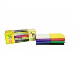 ökoNORM Bunte Knete immer weich 500g 8 Farben
