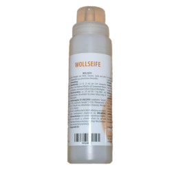 Wolwikkel Wollseife (250 ml)