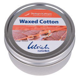 Waxed Cotton 150 g Imprägnierung