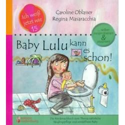 Baby Lulu kann es schon