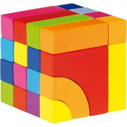 Bausteine und Legespiel
