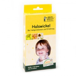 Halswickel für Kinder von 3...