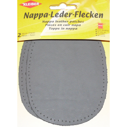 Nappa-Leder-Flecken