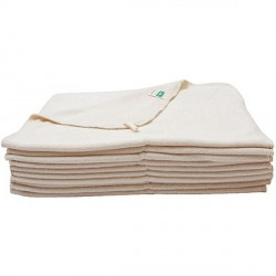 Frottee-Handtuch (40 x 70 cm) aus Bio-Baumwolle kbA