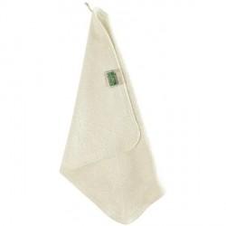 Frottee-Gäste-Handtuch (30 x 50 cm) aus Bio-Baumwolle kbA