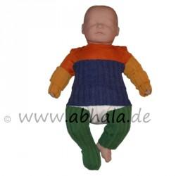 Alpaka Baby-Bauchwärmer / Kinder Kragen