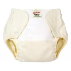 Woll-Klett-Überhose Wool Diaper Cover (ImseVimse)