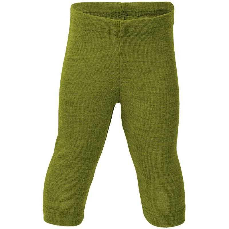 cbee48252e Baby Leggings uni oder geringelt von Engel, Wolle-Seide: 70 %  Merinoschurwolle kbT, 30 % Seide
