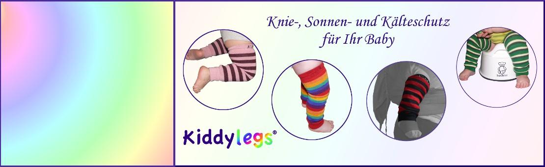 Kiddylegs - unsere starke Stulpeneigenmarke!